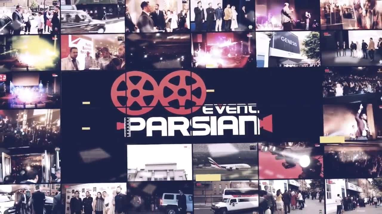Persian Events - Presentation Video