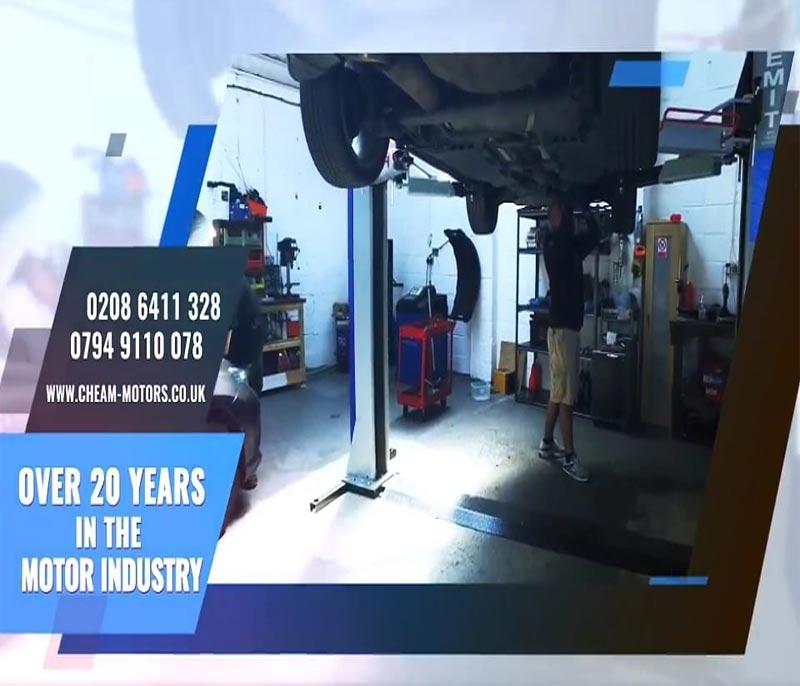 Cheam Motors - Presentation Video