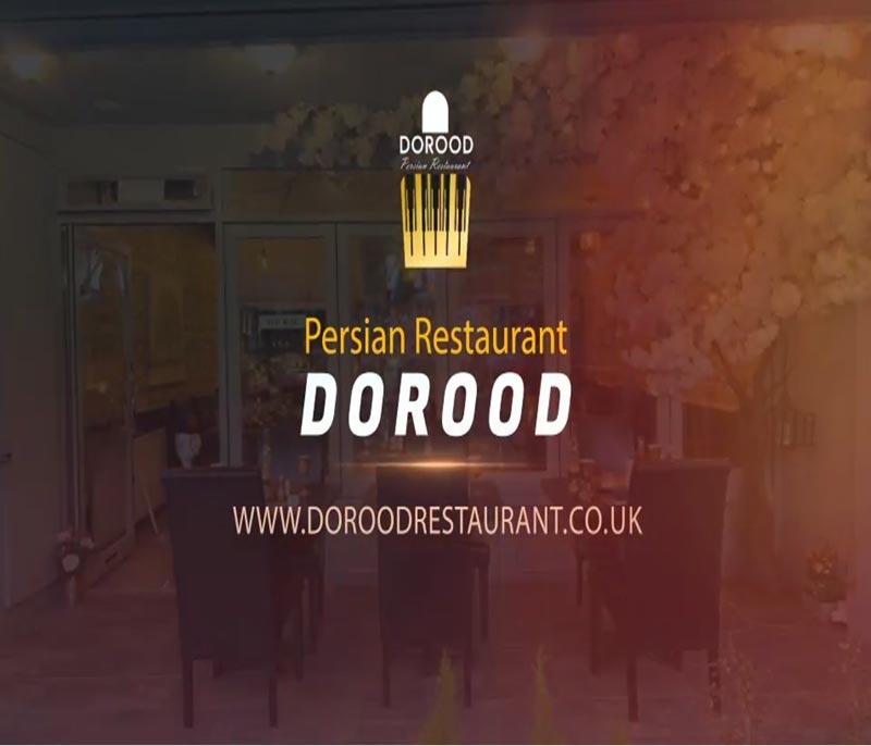 Dorood Restaurant - Presentation Video